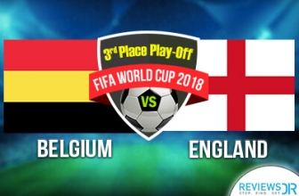 How To Watch Third Place Play-off: Belgium vs. England Live Online