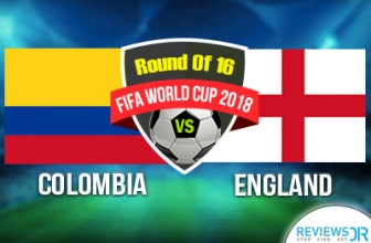 How To Watch Colombia vs. England Live Online