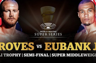 How To Watch Groves vs. Eubank Jr Live Stream
