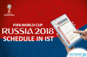 FIFA World Cup 2018 Schedule – Plan Your Dates