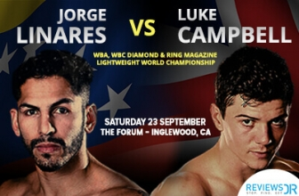 How & Where To Watch Linares VS Campbell Fight Live Online