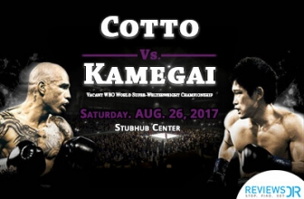 How To Watch Cotto VS Kamegai Fight Live Online From Anywhere
