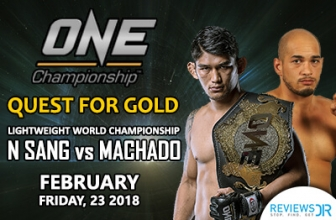 How To Watch One Championship: Quest For Gold Live Online
