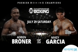 How To Watch Adrien Broner VS Mikey Garcia Fight Live Online