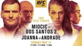 How To Watch UFC 211: Miocic VS Dos Santos 2 Fight Live Online – The Most Brutal UFC Fight Line-Up For The Year 2017!