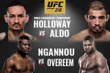 How To Watch UFC 218: Holloway VS Aldo 2 Live Streaming Online
