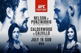 How To Watch UFC Fight Night 113: Nelson vs. Ponzinibbio Online