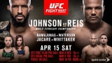 How To Watch UFC On FOX 24- Johnson VS Reis Fight Live Online