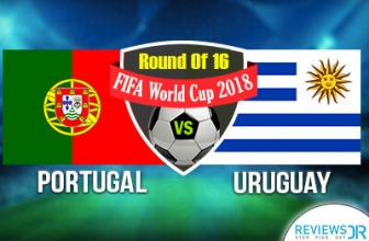 World Cup 2018: How To Watch Uruguay vs Portugal Live Online