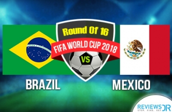 World Cup 2018: How To Watch Brazil vs. Mexico Live Online
