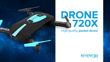 Drone720X Review 2021: How Good Is The Pocket Drone?