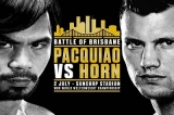 How To Watch Manny Pacquiao VS Jeff Horn Fight Live Online