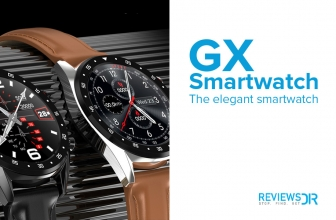 GX Smartwatch Review 2021: Get to Know the Sleek Smartwatch