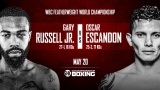 How To Watch Russell VS Escandon Fight Live Online Outside US