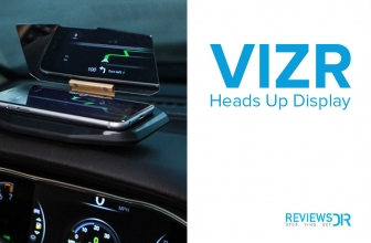 VIZR Heads Up Display Review 2021: Safest Way to Drive?