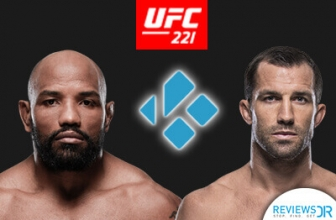 How To Watch UFC 221: Romero VS Rockhold Live Online On Kodi